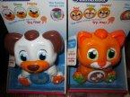 Clementoni, Zabawki interaktywne dla najmłodszych dzieci, zabawki interaktywna