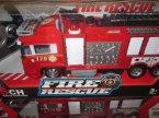 Fire Rescure, Straż pożarna zdalnie sterowana, RC, na radio, pilota, samochód zdalnie sterowany, samochody