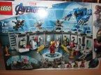 Lego Marver Avengers, 76125 Zbroje Iron Mana, klocki Lego Marver Avengers, 76125 Zbroje Iron Mana, klocki