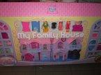 Play House, My Familio house, domek dla lalek, laleczki, laleczka, domki, lalka, lalki