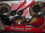 Kitchen Set, Naczynia zabawkowe