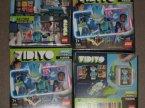 Lego VIDIYO, 43106 Unicorn DJ BeatBox, 43104 Alien DJ BeatBox, klocki