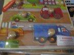 Zabawki drewniane, Puzzle drewniane, AliBeiBei i inne