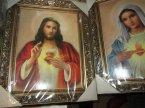 Obra, Obrazy świętych, Dewocjonalia