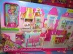 Barbie, Cook n Grill Restaurant, Lalka, Lalki, Kuchnia, Domek