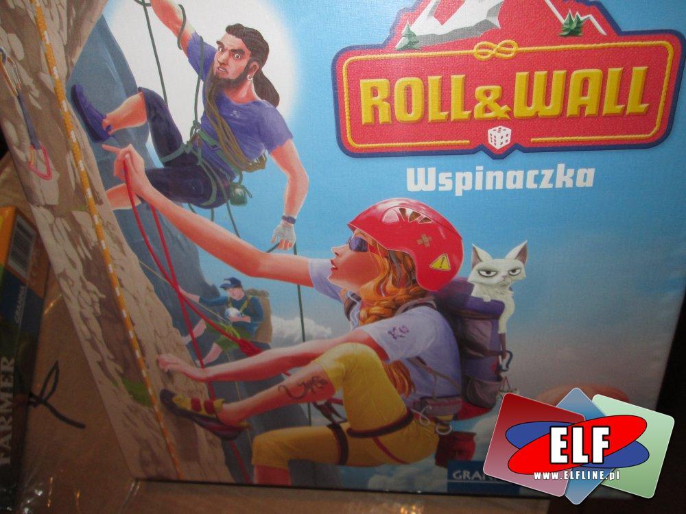 Gra Roll & Wall Wspinaczka, Gry