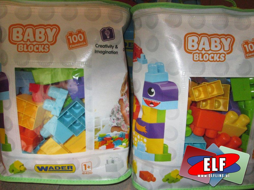 Baby Blocks, Wader, Klocki