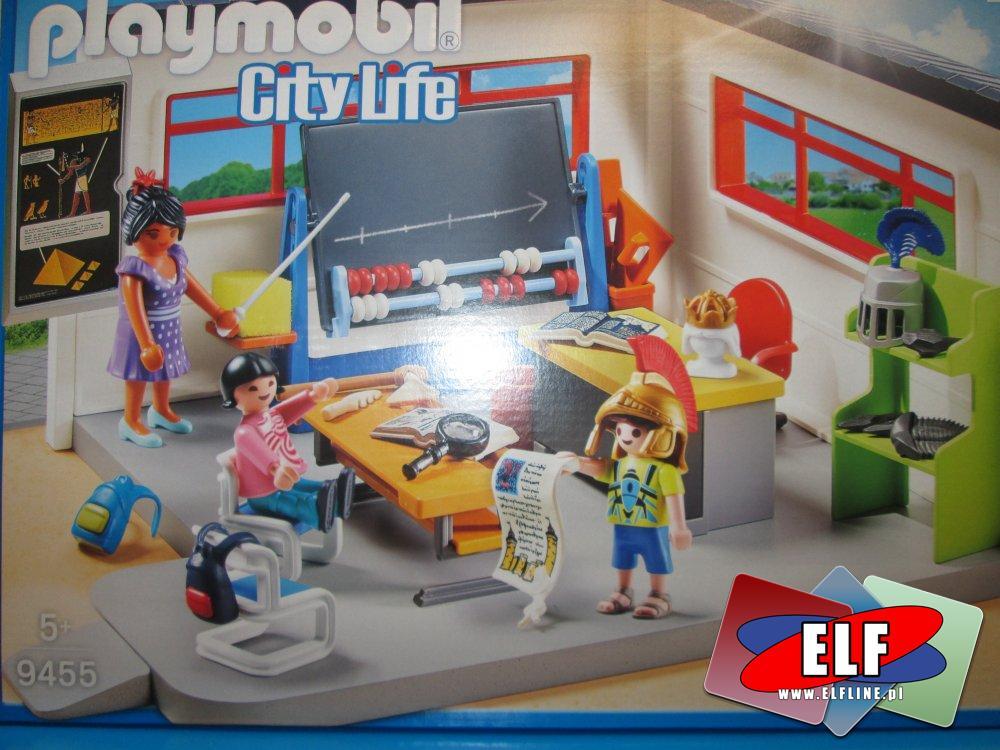 Playmobil City Life, 5606, 9455, 9456, 9454, 9453, 9457, klocki, zabawki