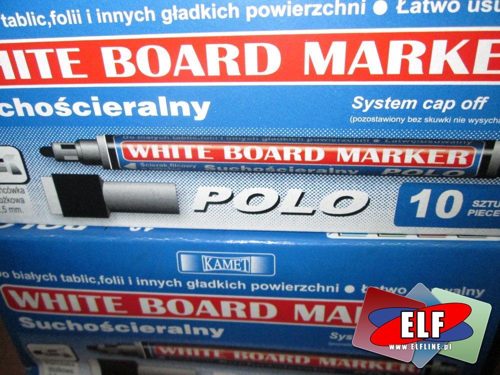 Marker suchościeralny, do tablic, folii i innych gładkich powierzchni