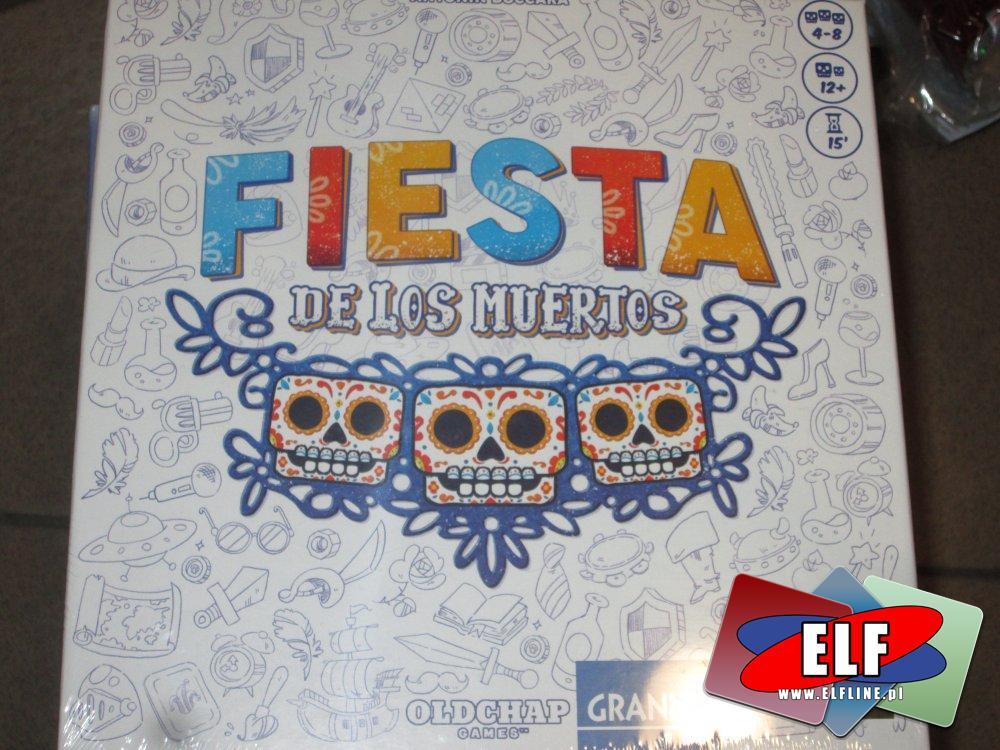 Gra Fiesta De Los Muertos, Gry