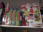 Zabawki, Zabawka, Smoby zabawa w sklep, Gra Piłkarzyki Socker i inne zabawki