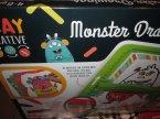 Monster, Zestaw kreatywny do malowania, kreatywne zestawy do malowania i laurek