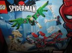 Lego Spiderman, 76114 Marvel Spiderman Mechaniczny Pająk Spidermana, klocki
