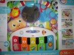 Fisher-Price Mata z pianinkiem, edukacyjna, kreatywna zabawka dla dzieci Fisher-Price Mata z pianinkiem, edukacyjna, kreatywna zabawka dla dzieci