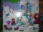 Lego Duplo, 10899 Zamek z krainy lodu, Frozen, klocki