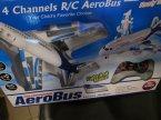 AeroBus, samolot zdanie sterowany, rc, zabawka, samoloty, zabawki zdalnie sterowane