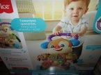 Fisher-Price, Towarzysz spacerków, uczy alfabetu i liczb, zabawka edukacyjna, zabawki ed... Fisher-Price, Towarzysz spacerków, uczy alfabetu i liczb, zabawka edukacyjna, zabawki edukacyjne