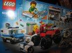 Lego City, 60245 Napad z monster truckiem, klocki