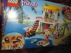 Lego Friends, 41428, Domek na plaży, klocki Lego Friends, 41428, Domek na plaży, klocki