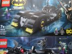 Lego Super Heroes, Batman, 76119 Batmobile, klocki Lego Super Heroes, Batman, 76119 Batmobile, klocki