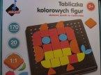 Zabawka edukacyjna, Tabliczka kolorowych figur, skuteczny sposób na matematykę, Gra eduk... Zabawka edukacyjna, Tabliczka kolorowych figur, skuteczny sposób na matematykę, Gra edukacyjna, gry i zabawk...