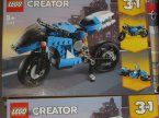 Lego Creator, 31114 Supermotocykl, klocki