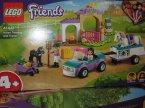 Lego Friends, 41441, 41684, klocki, Szkółka jeździecka i przyczepa dla konia, Wielki hot... Lego Friends, 41441, 41684, klocki, Szkółka jeździecka i przyczepa dla konia, Wielki hotel w mieście Heartla...