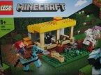 Lego Minecraft, 21176, 21171, klocki