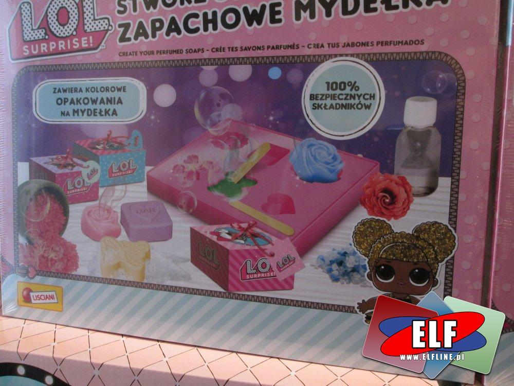 L.O.L. Laleczki LOL Suprise, Laleczka, Hair Goals, Zapachowe Mydełka, Zapachowe Żelki, i inne LOLe