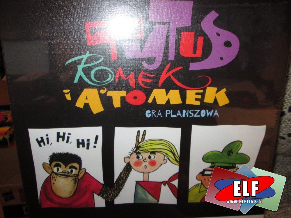 Gra, Tytus Romek i Atomek, Gry planszowe