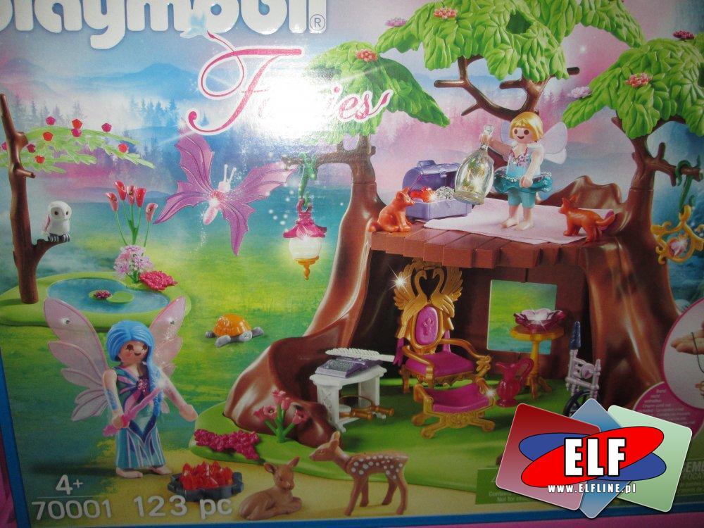 Playmobil Wróżki, 70001, 70000, klocki, zabawki