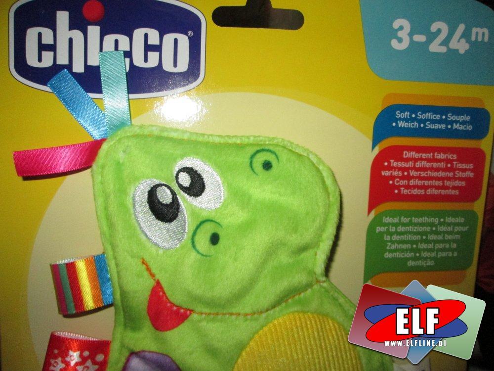 Chicco, Zabawka dla malucha, maskotka, maskotki