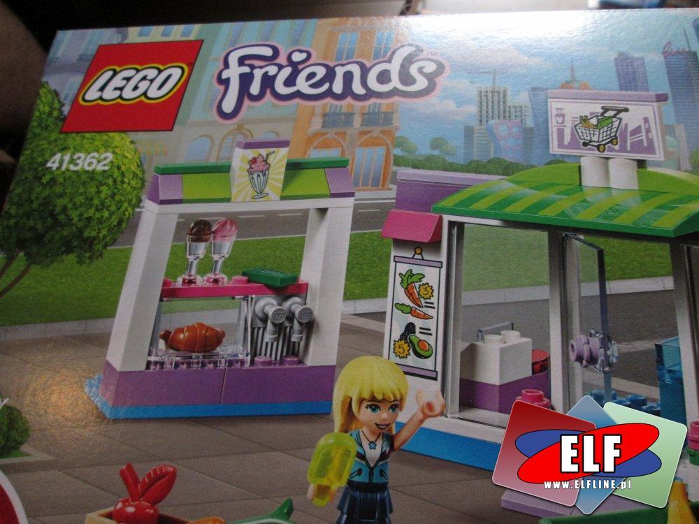 Lego Friends, 41362, 41378, klocki