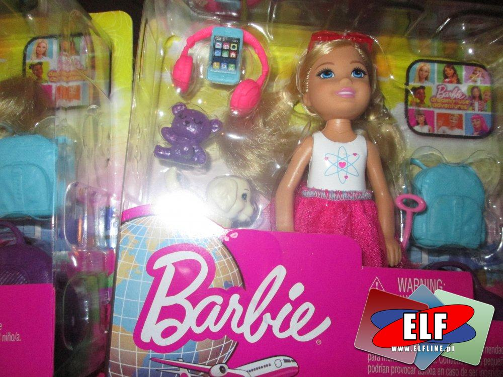 Barbie skipper, national geographic i inne, lalka, lalki