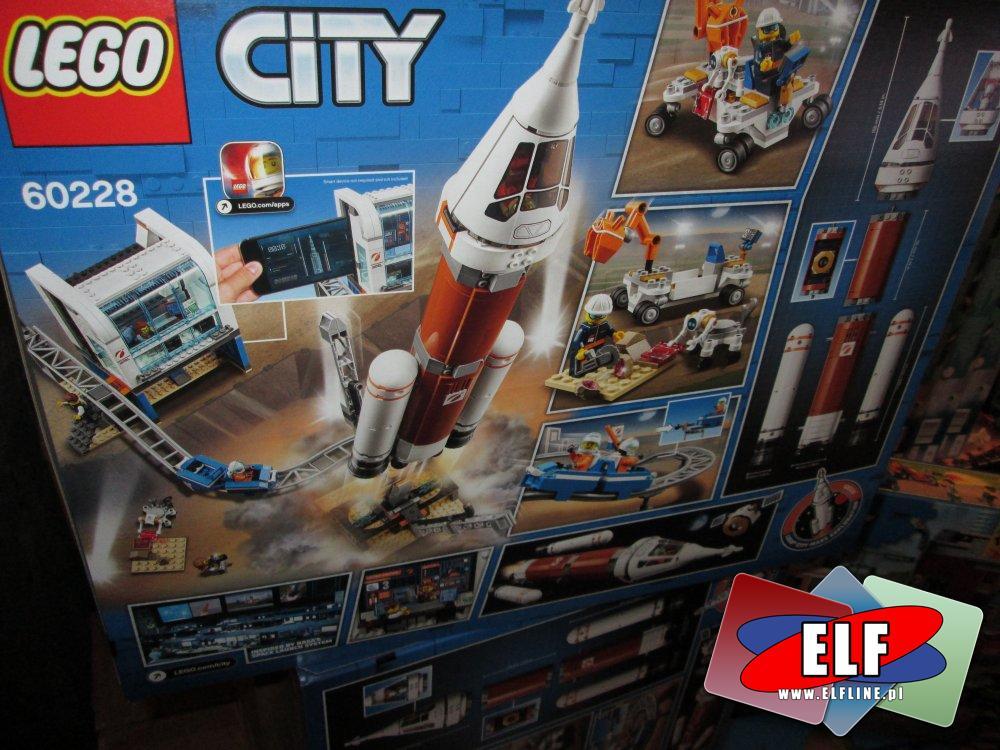 Lego City, 60246, 60228, 60216, 60258, klocki