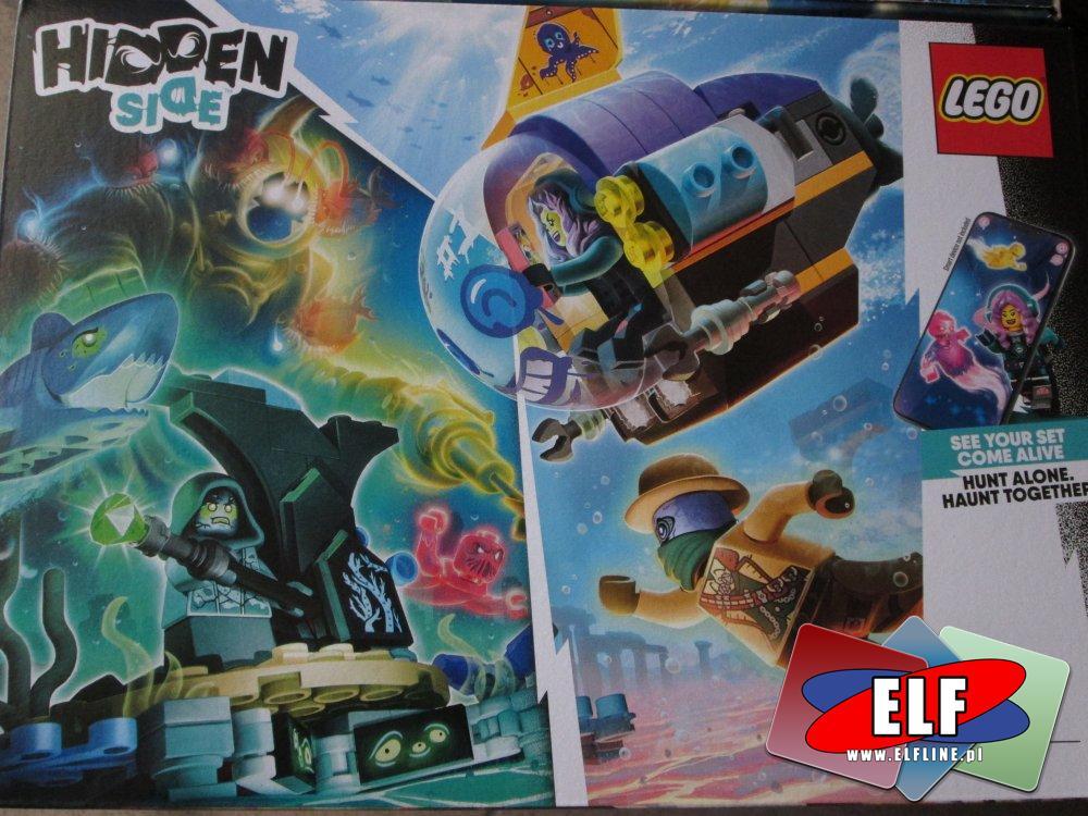 Lego Hidden Side, 70434, 70433, 70435, klocki