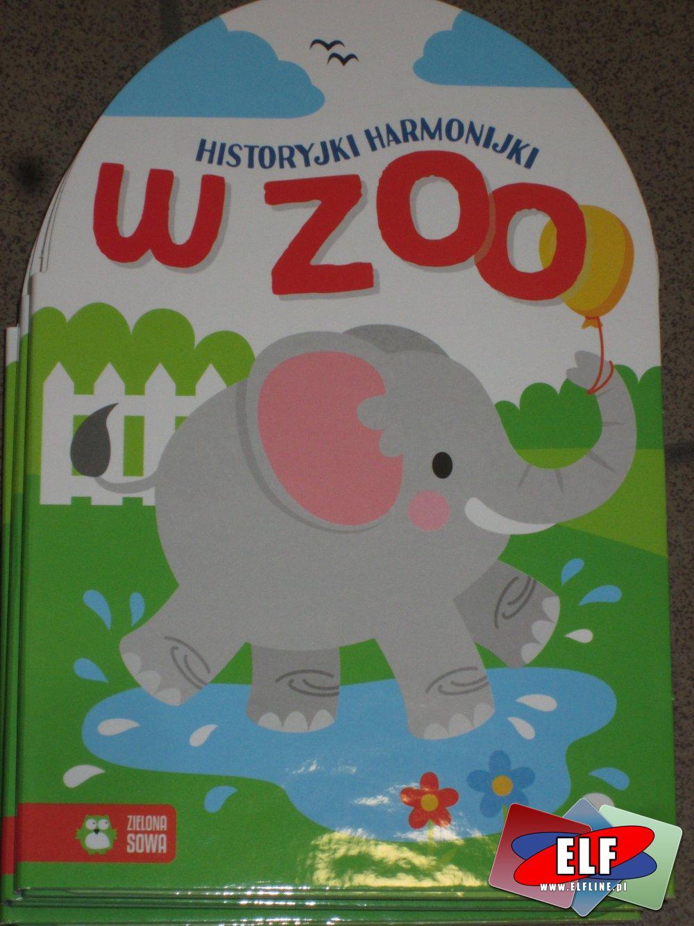Historyjki Harmonijkowe, Książeczka, Książeczki dla dzieci