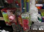 Rurki do napojów, Rurki do modelowania, Balony, Baloniki, akcesoria urodzinowe, balowe, imprezowe