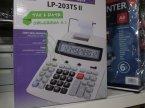 Kalkulator z drukarką, LP-203TS II, Kalkulatory Kalkulator z drukarką, LP-203TS II, Kalkulatory