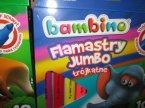Bambino flamastry Jumbo Trójkątne, flamaster, mazak, mazaki