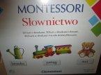 Gra Montessori, Słownictwo, Gry edukacyjne, Gra edukacyjna Gra Montessori, Słownictwo, Gry edukacyjne, Gra edukacyjna