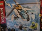 Lego Ninjago, 70673 Szurikopter, klocki