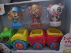 Smily Play Traktorek Z Farmy, zabawka edukacyjna, zabawki edukacyjne
