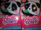 Plush Craft, stwórz swojego pluszaka, maskotkę, maskotki, pluszaki, zestaw kreatywny, zestawy kreatywne
