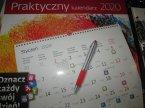Kalendarz na 2020 rok, kalendarze 2020, różne kalendarze