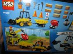 Lego City, 60252 Buldożer budowlany, 60242 Aresztowanie na autostradzie, klocki