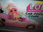 L.O.L. Suprise Samochód, Samochodu, Car-Poo Coupe LOL Laleczki niespodzianki, akcesoria