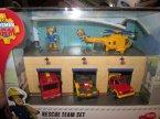 Strażak Sam, Fireman SAM, Rescue Team Set, Straż pożarna