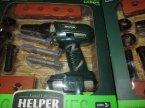 Gool Life Helper, Narzędzia, Zestaw narzędzi małego majsterkowicza, Narzędzia zabawkowe, zabawka, Hełm, Imadło, Wkrętarka, Szczypce, Zestaw kluczy i inne narzędzia zabawkowe