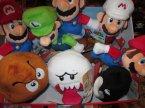 Maskotki Mario i Luigi oraz inne postacie z gier Super Mario, maskotka, maskotki